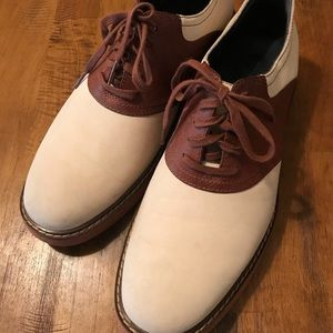 Cole Haan Saddle Oxfords